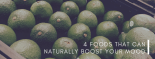 4 Foods that Boost Your Mood