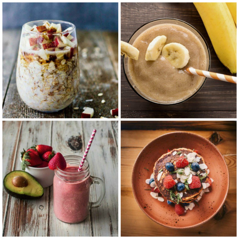 Athlete Approved Breakfast Recipes