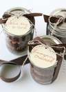 Chocolate Cupcakes in Jar