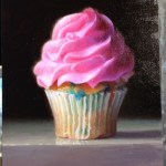 Birthday Cupcake • Sold