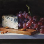 Grapes and Gorgonzola