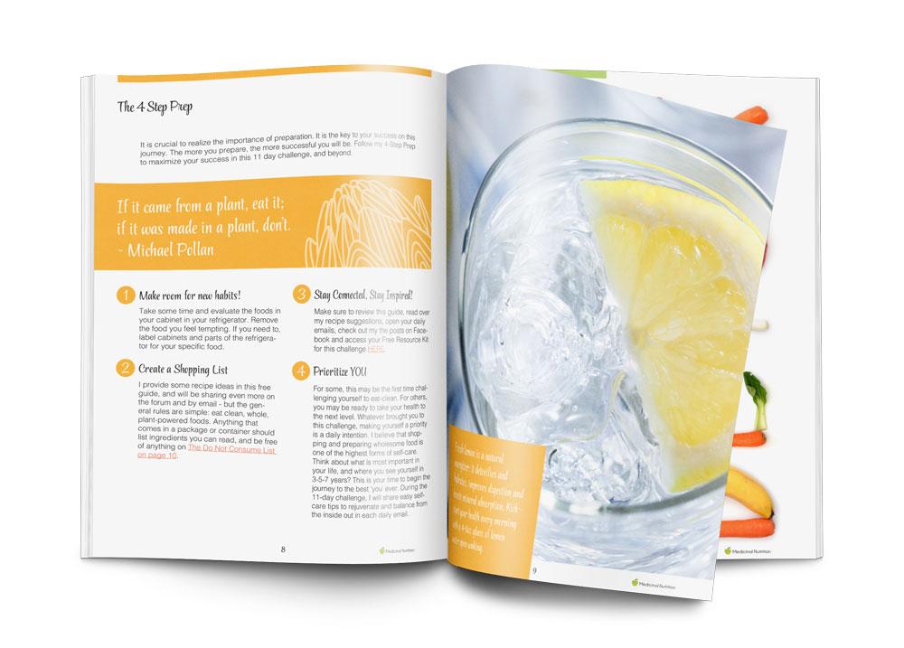 The Balanced Detox Winter Recipe Book Recipe