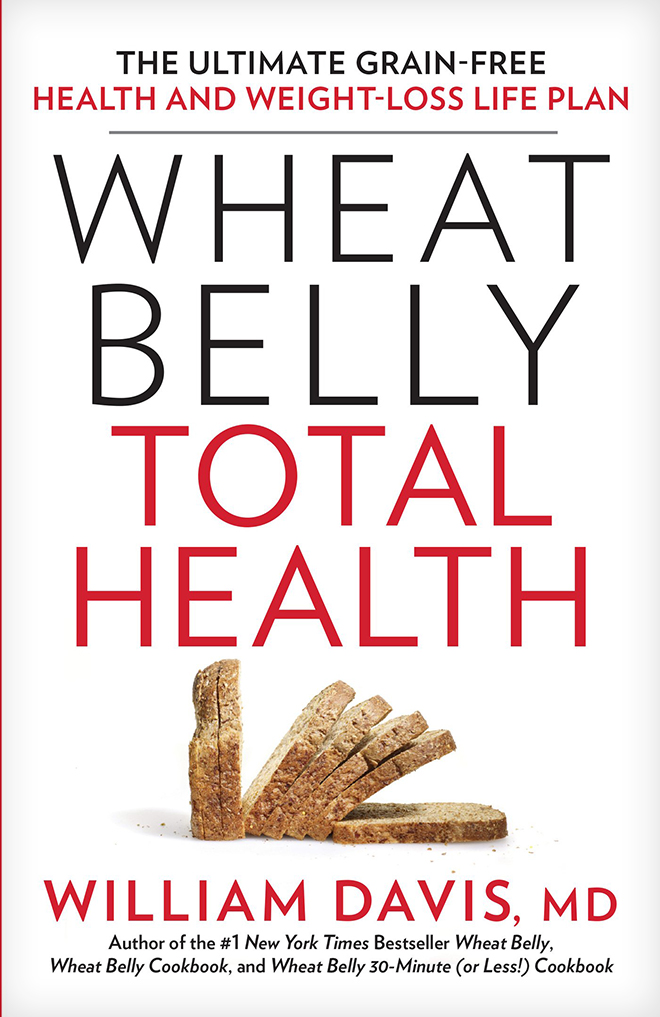 Wheat Belly Total Health Book Marketing
