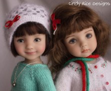 Lucy & Gina by Dianna Effner