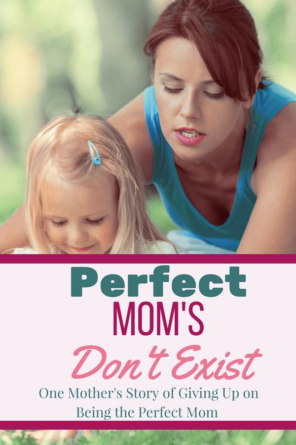 Pinterest- Perfect Mom's