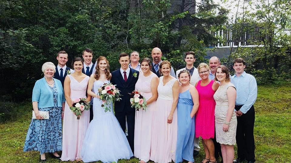 Seaton Family Photo