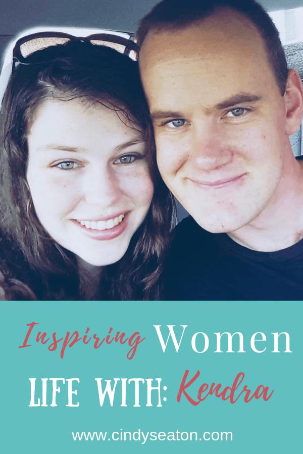 Inspiring Women: Life With Kendra