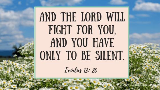 Exodus 13, 20