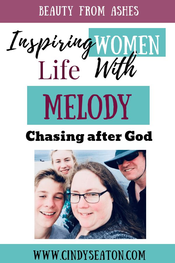 Inspiring Women: Life With Melody