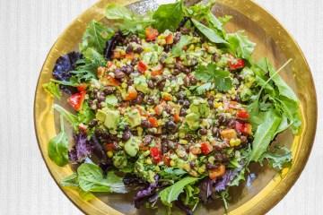 blackbean salad