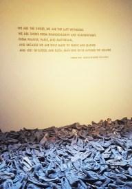 The Holocaust Museum.