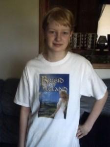 Jenni, a fan of Brigid of Ireland by Cindy Thomson