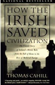 How the Irish Saved Civilization, top Irish books Cindy Thomson