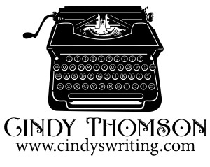 Author Cindy Thomson Logo