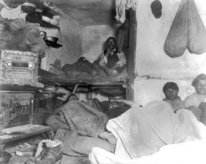 Immigrant tenement