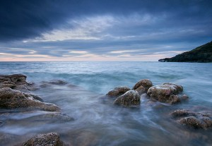 'Knuckles' - White Beach, Anglesey photo by Kris Williams via Flickr