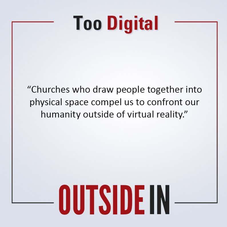 Too digital