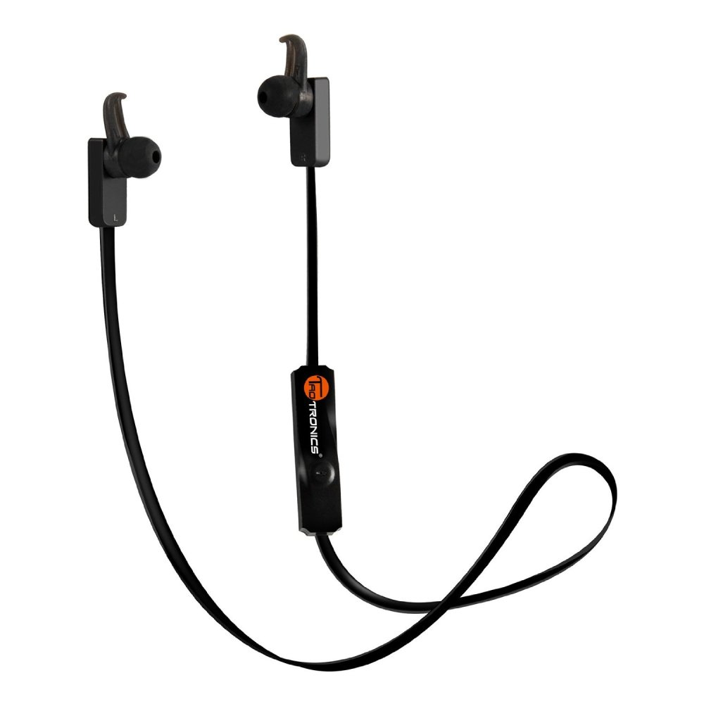 Taotronics TT-BH05 Bluetooth 4.0 Wireless Stero Heaset Earphone  (A2DP, Hands-Free Calling, Built-in Mic, 10 Hr Battery) (2/2)