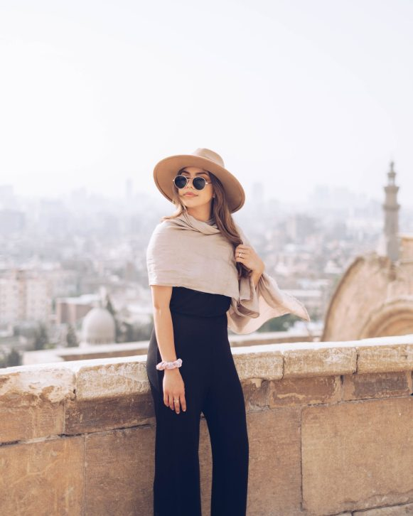 Cairo, Egypt outfit