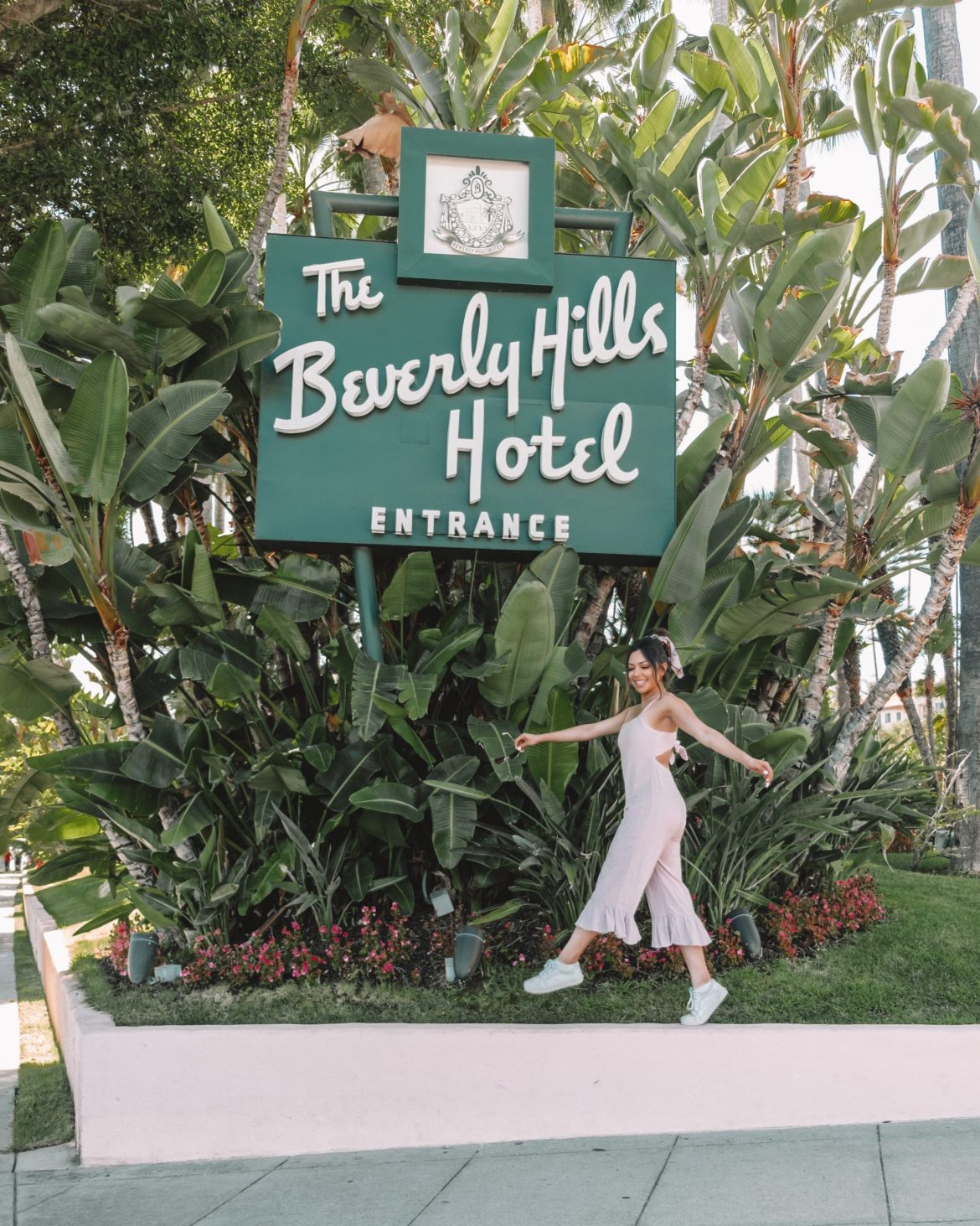 The Beverly Hills Hotel, Los Angeles - travel hacks that will save you money