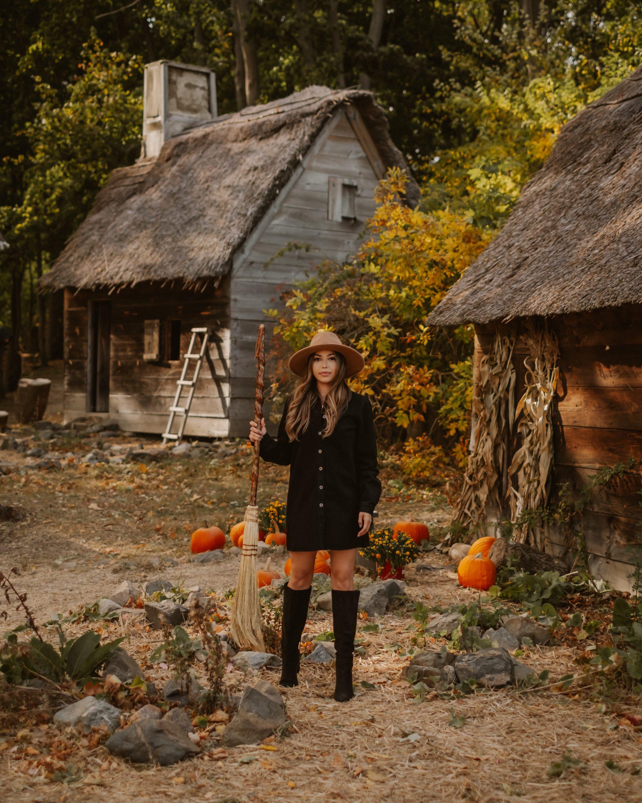 October in Salem