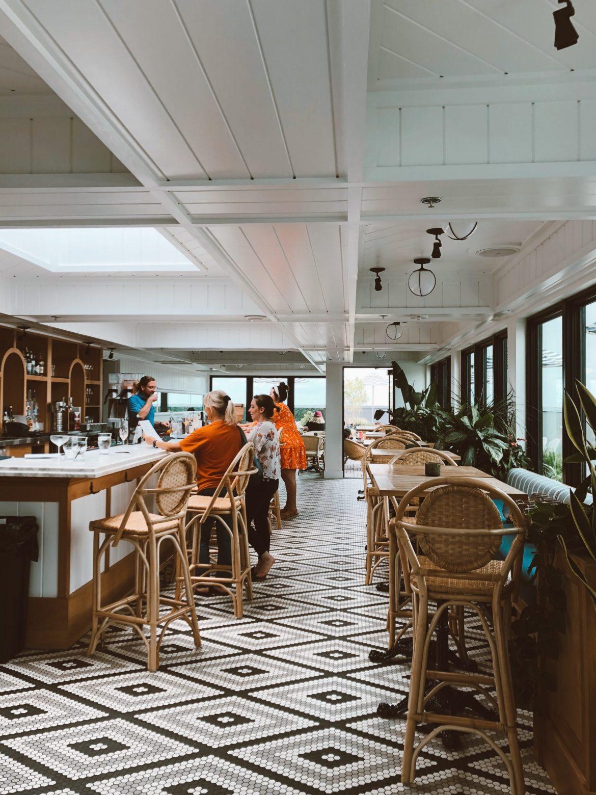 The Drayton Hotel Rooftop Bar   Savannah, Georgia