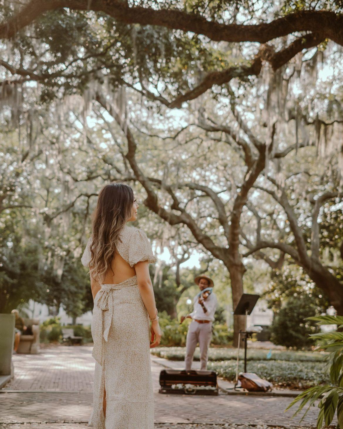 Town Squares in Savannah, Georgia   The Ultimate Savannah Travel Guide