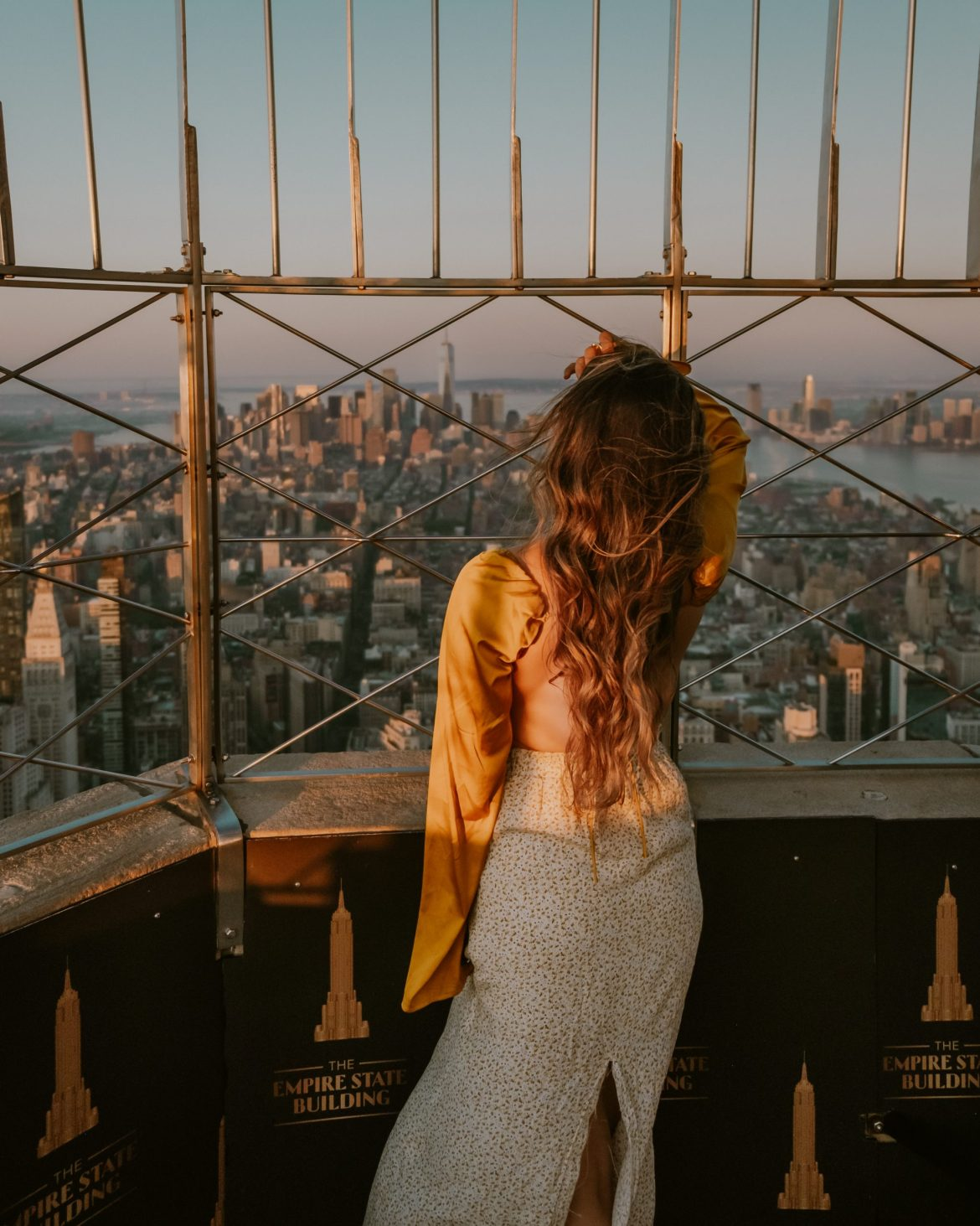 Empire State Building Photoshoot