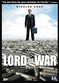 affiche film Lord of War Nicolas cage