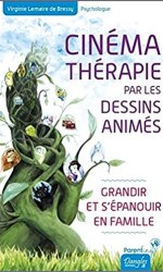 livre cinematherapie par les dessins animes