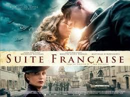 affiche film Suite francaise