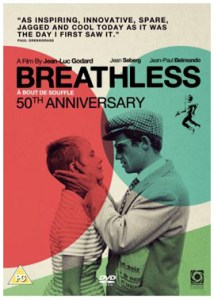 DVD Releases: 'Breathless: 50th Anniversary Special Edition'