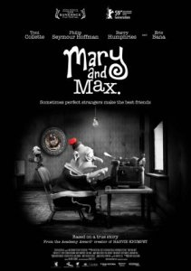 Film Review: 'Mary and Max'