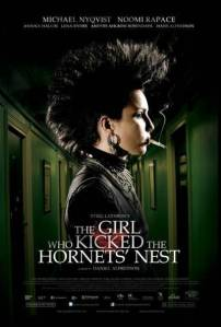 Film Review: 'The Girl Who Kicked the Hornet's Nest'