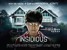 Film Review: 'Insidious'