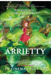 Film Review: 'Arrietty'