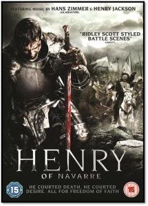 DVD Releases: 'Henry of Navarre'