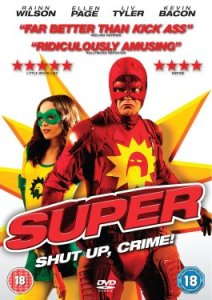 DVD Review: 'Super'