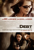 Film Review: 'The Debt'