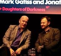 Barbican Film: Mark Gatiss and Jonathan Rigby ScreenTalk