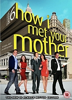 Competition: 'How I Met Your Mother: Season 6' DVD giveaway *closed*