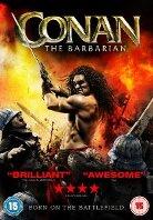 DVD Review: 'Conan the Barbarian'