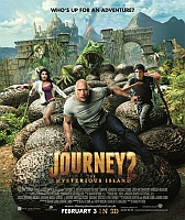 Film Review: 'Journey 2: The Mysterious Island'