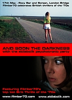 Special Feature: Filmbar70 presents 'And Soon the Darkness'