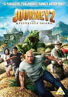 DVD Review: 'Journey 2: The Mysterious Island'
