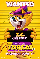 Film Review: 'Top Cat: The Movie 3D'
