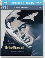 Blu-ray Review: 'The Lost Weekend'