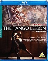 Blu-ray Review: 'The Tango Lesson'