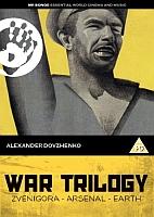 DVD Review: 'Dovzhenko: War Trilogy'
