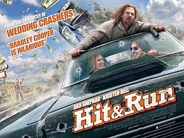 Film Review: 'Hit and Run'